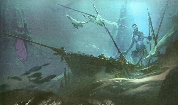d&d storm kings thunder storm giant and sunken ship