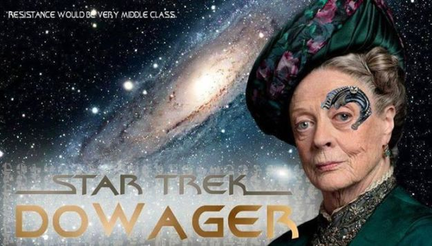 geek meme star trek dowager