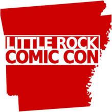 little rock comic con logo