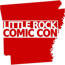 little rock comic con logo
