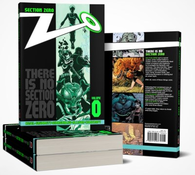 section zero books