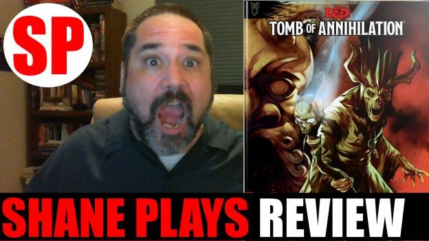 D&D Tomb of Annihilation review thumbnail