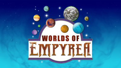 worlds of empyrea logo
