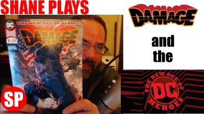 Damage and the New Age of DC Heroes review thumbnail