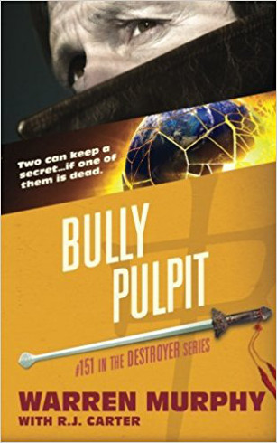 The Destroyer Bully Pulpit cover