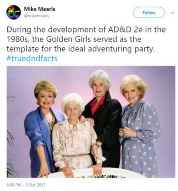 d&d meme mike mearls golden girls