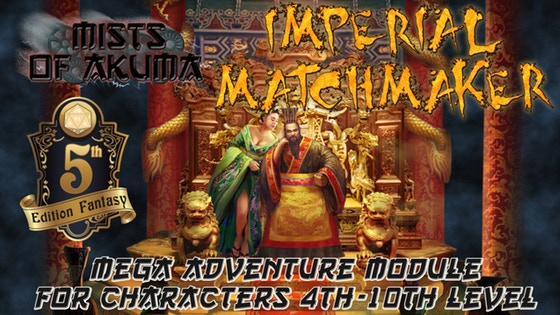 mists of akuma imperial matchmaker