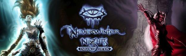 neverwinter nights enhanced edition logo and art