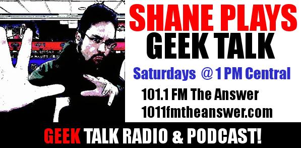 Shane Plays Geek Talk banner