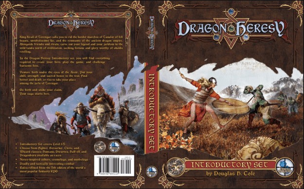 dragon heresy full cover