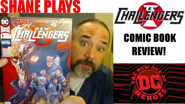 New Challengers 1 Comic Book Review