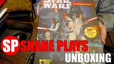 star wars RPG 30th anniversary unboxing thumb