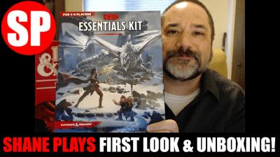 D&D Essentials Kit First Look & Unboxing thumbnail