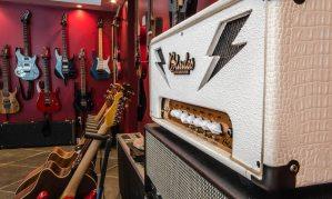 Shane Regal Guitar Studio