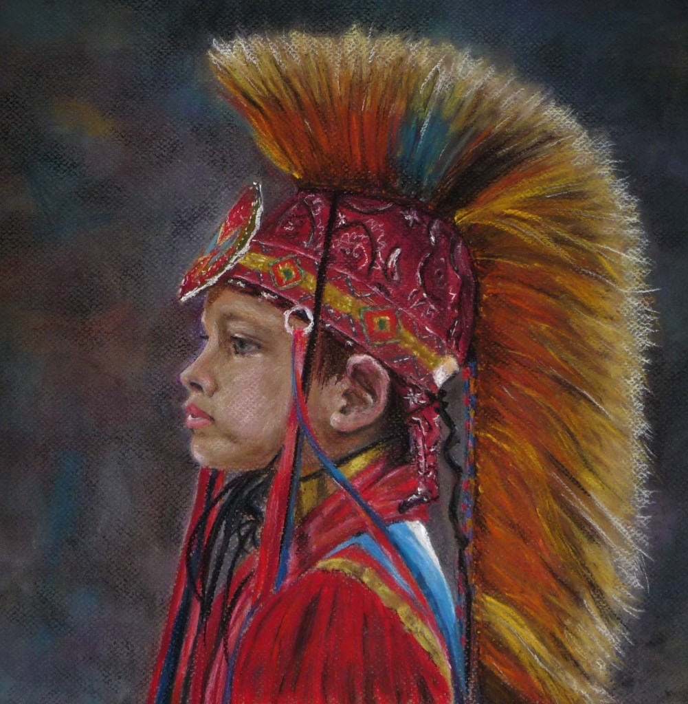 Native American Boy