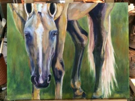 Horse art