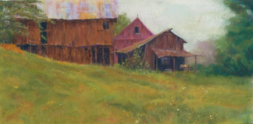 Margorie's Barns - SOLD
