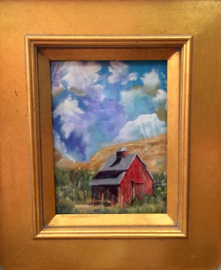 Red Barn art