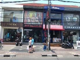Boutique street