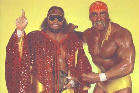 Leotards, mullets and steroids: a tribute to the golden age of WWF (1/6)