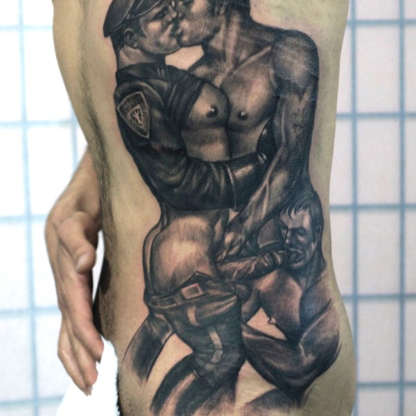 Zhuo-Dan-Ting-Tattoo-Work-tom-of-finland-