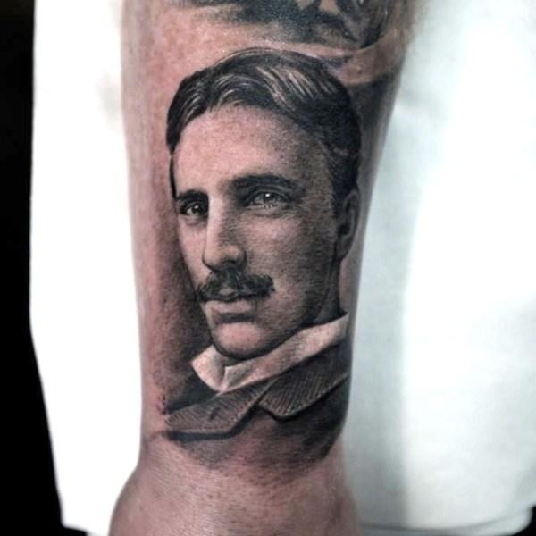 Zhuo-Dan-Ting-Tattoo-work-卓丹婷纹身作品人物肖像纹身
