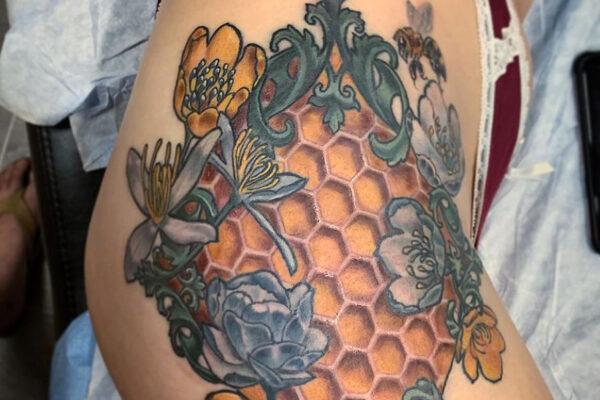 turpin honeycomb shanghaitattoo folsom