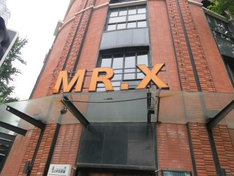 Mr X Entrance