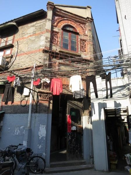 Alleyways of Laoximen