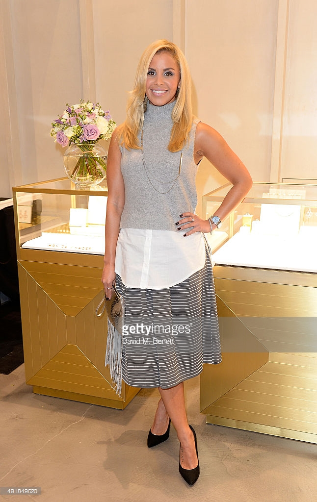 STYLE DIARY: Shanie attends the Monica Vinader launch of the #SheInspiresMe friendship bracelet
