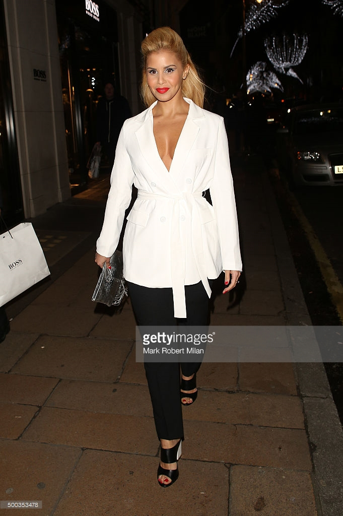 STYLE DIARY – Shanie attends the Metro Christmas Party…