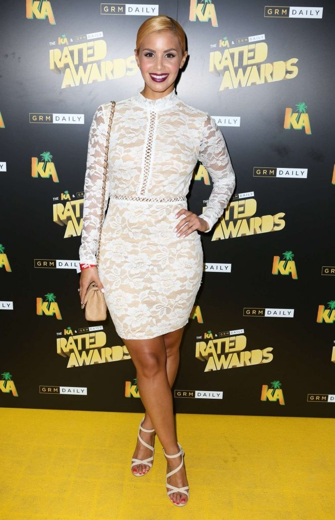 STYLE DIARY: Shanie attends The Rated Awards…