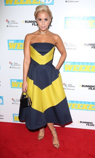 Style Diary: Shanie attends the World Premiere of The Weekend Movie