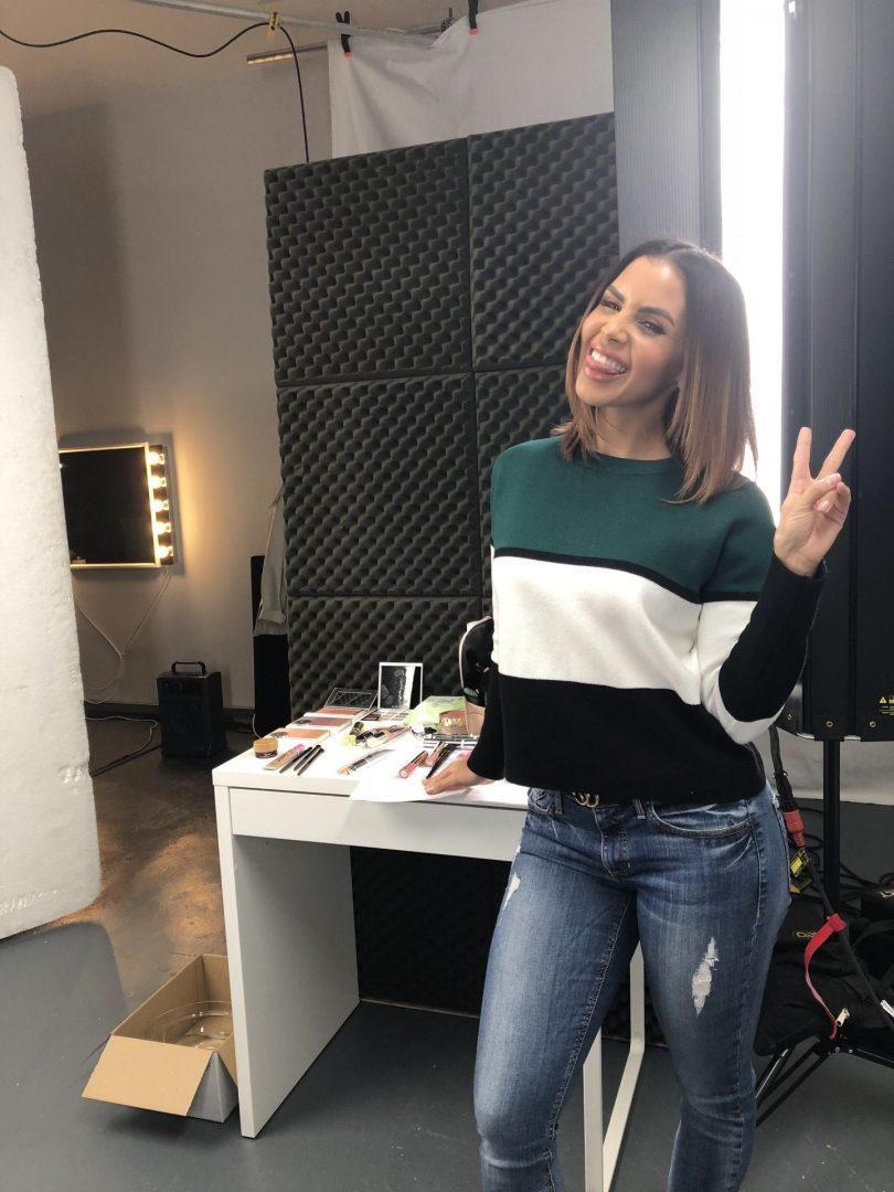 Shanie teams up with 'Tilli Beauty' for 3 Beauty tutorials…