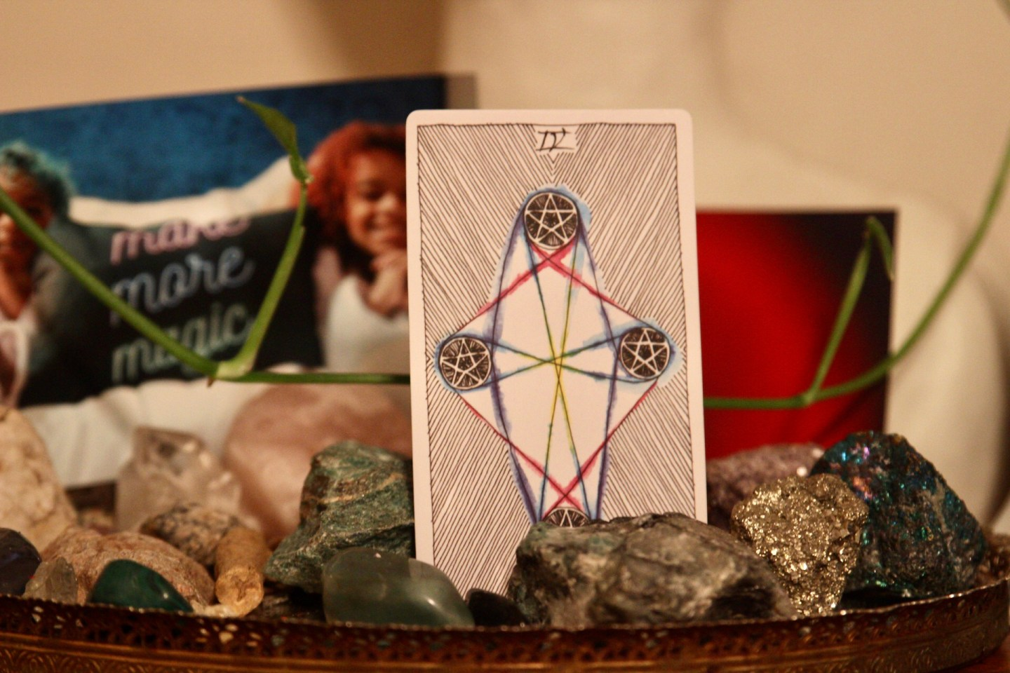 Card of the Week: Four of Pentacles