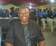 Rev Muren, Rcc Karu Chairman