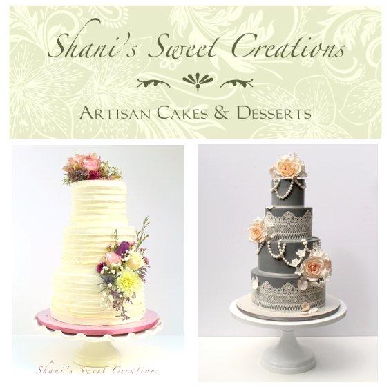 Shani's Sweet Creations cakes