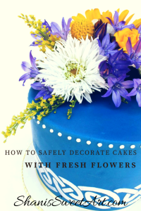 Safely Decorating With Fresh Flowers