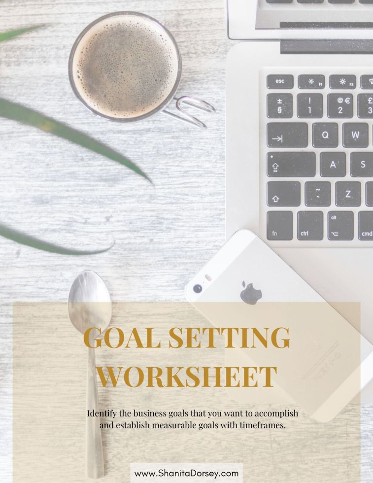 Goal Setting Cover