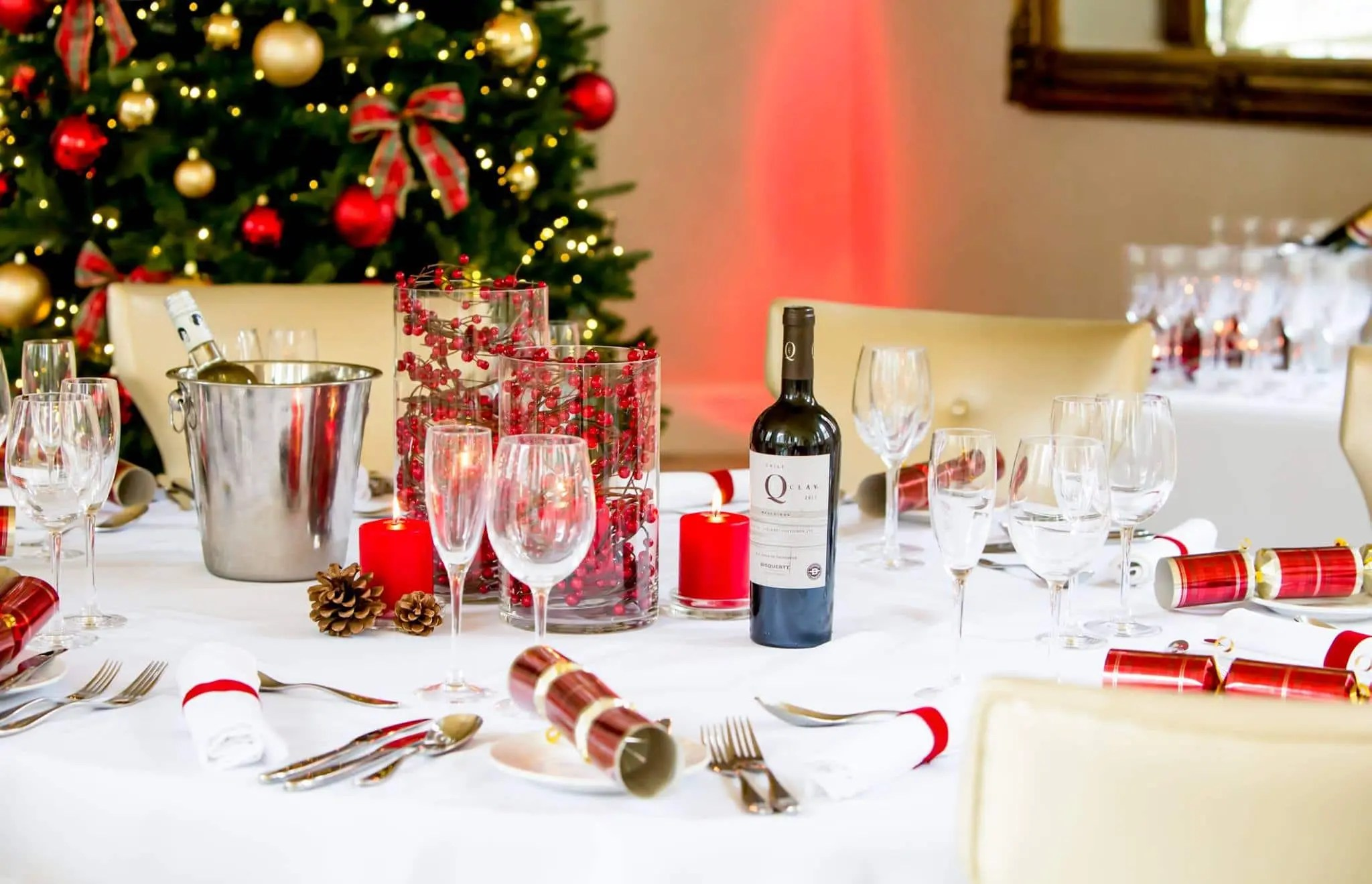 The Perfect Christmas Party In The Garden Of Eden