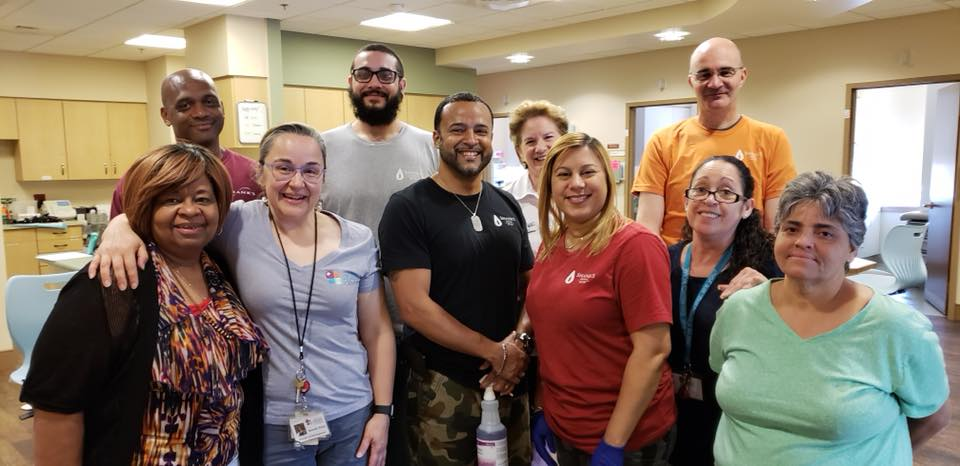 Shank's Employees Give Back
