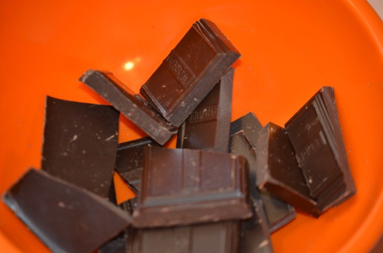 70% dark chocolate is a family favorite.