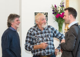 with Frank Cullen and Jerry Crilly.
