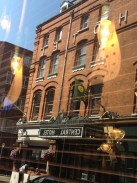 Reflection on Exchequer Street