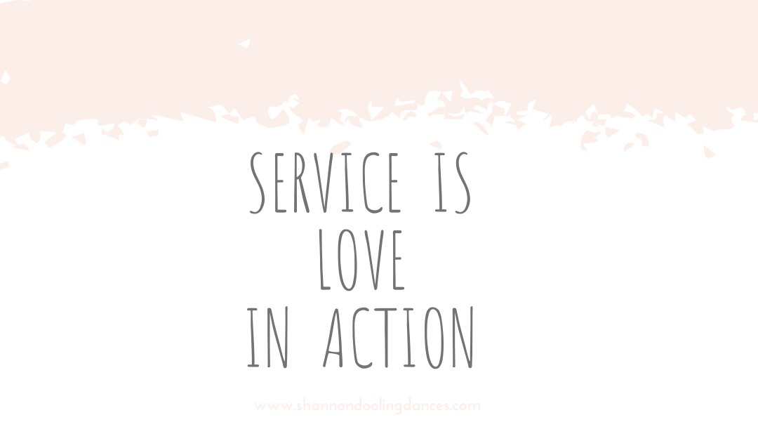 #MonthlyMessage: Love in Action
