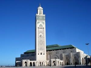 Cassablanca Hassan II Mosque