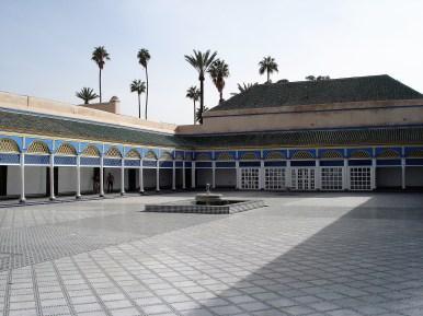 Marrakesh Palais de la Bahia (15)