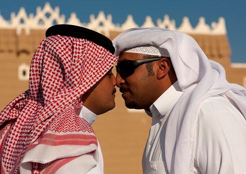 Arab kiss gay