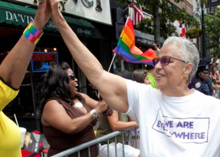 Black, Gray and Gay: The Perils of Aging LGBTQ People of Color