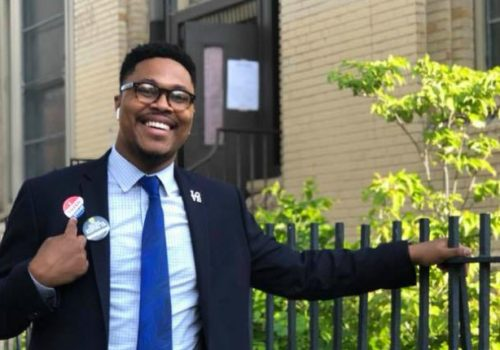 Black gay man wins Penn. primary in spite of anti-gay flyers appearing on the eve of his election